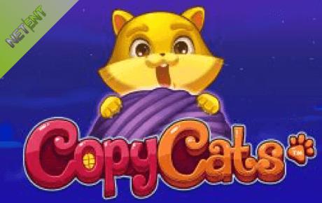 copy cats slot machine online