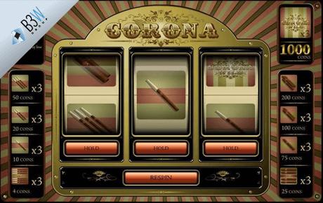 corona slot machine online