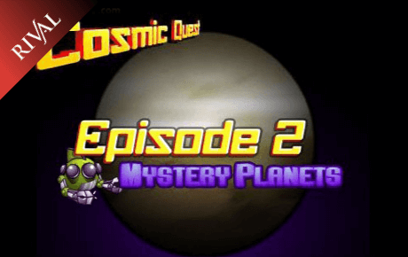 Cosmic Quest II Mystery Planets slot machine