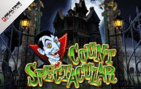 count spectacular slot machine online