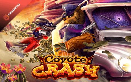 Coyote Crash slot machine