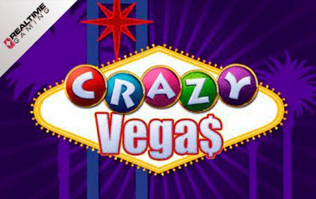 Crazy Vegas slot machine