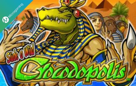 crocodopolis slot machine online