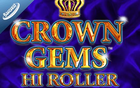 crown gems – hi roller slot slot machine online