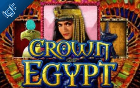 Crown of Egypt slot machine