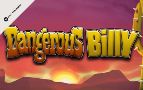 Dangerous Billy slot machine