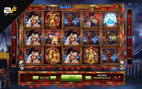 Dark Carnivale slot machine