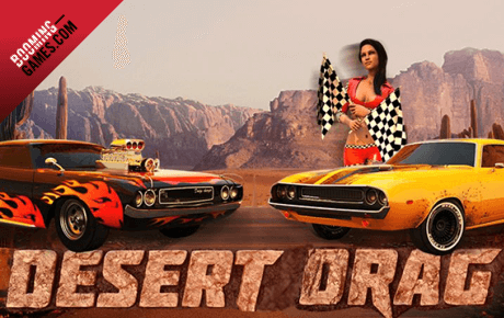 Desert Drag slot machine