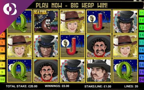 Desperado slot machine