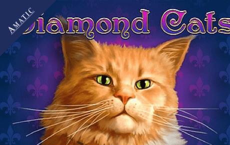 diamond cats slot machine online