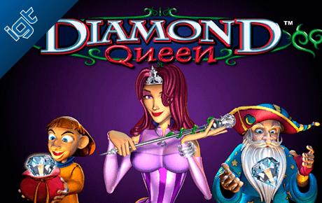 diamond queen slot machine online