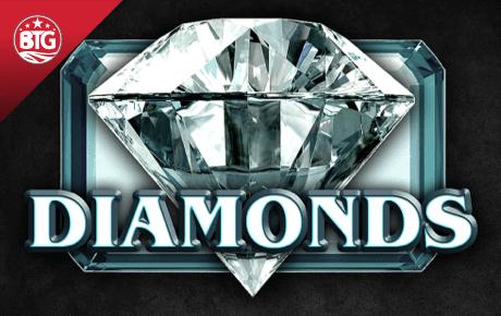 Diamonds slot machine
