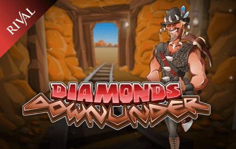 diamonds downunder slot machine online