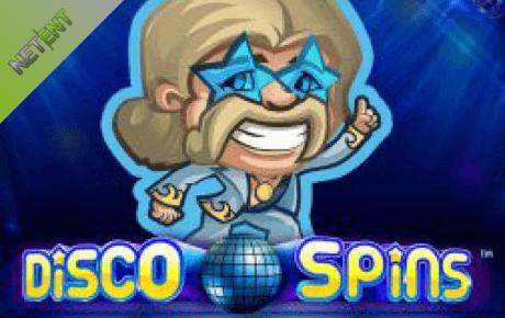 disco spins slot machine online