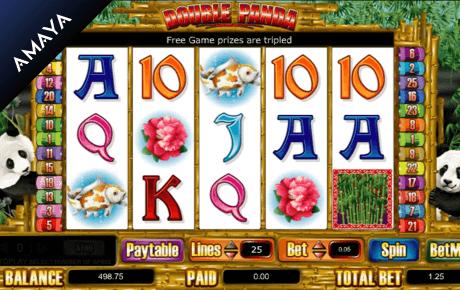 double panda slot machine online