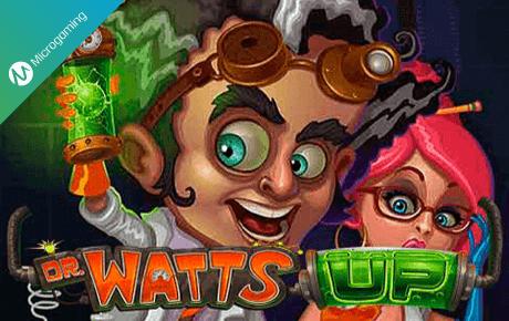 dr watts up slot machine online
