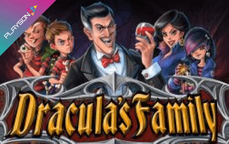 dracula's family slot machine online
