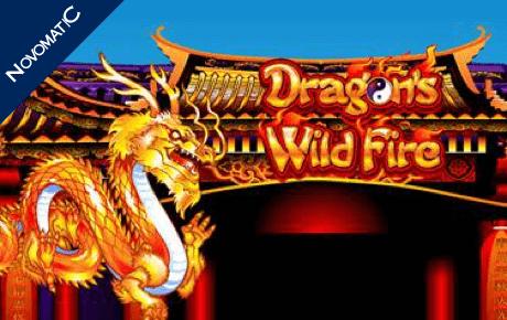dragon's wild fire slot machine online