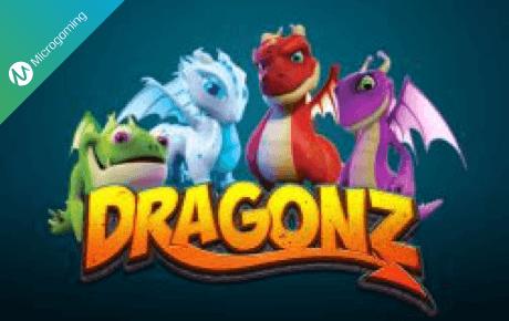 dragonz slot machine online
