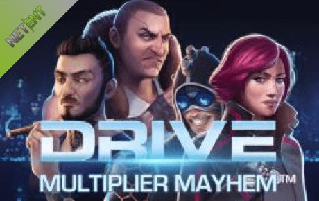 drive: multiplier mayhem slot machine online