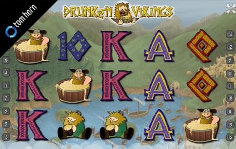 Drunken Vikings slot machine