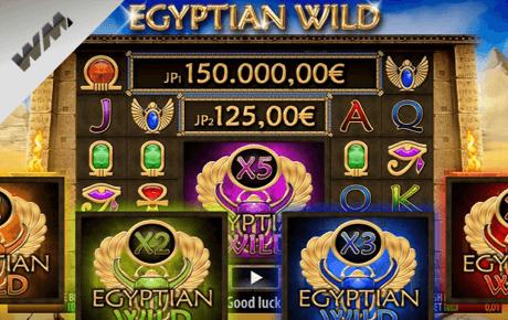 egyptian wild slot machine online