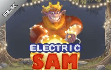 electric sam slot machine online