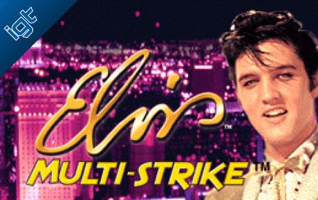 elvis multi-strike slot machine online