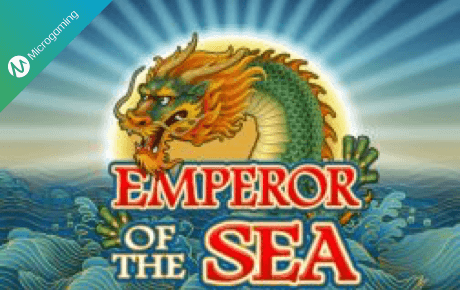 emperor of the sea slot machine online