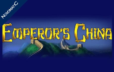 emperors china slot machine online