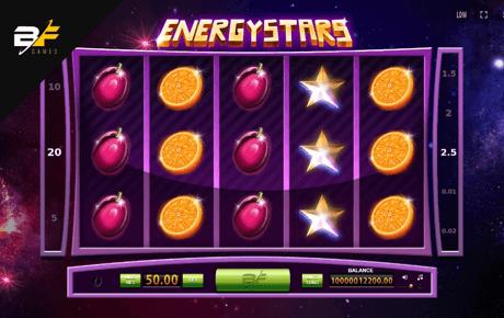 energy stars slot machine online