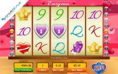enigma slot machine online