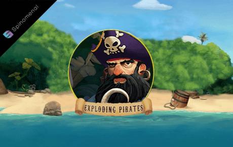 exploding pirates slot machine online
