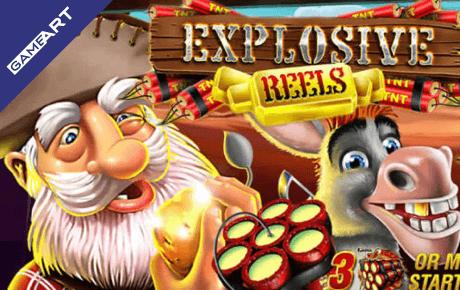 Explosive Reels slot machine
