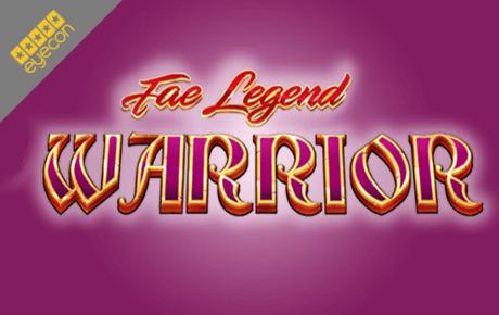 fae legend warrior slot machine online