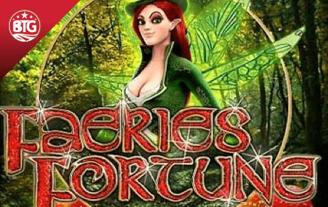 faeries fortune slot machine online