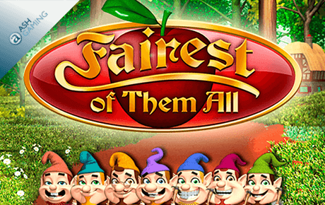 Fairest of Them All slot machine