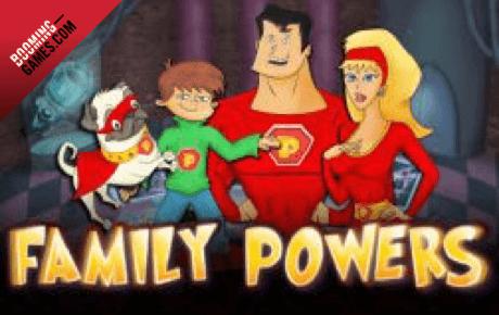 Family Powers slot machine