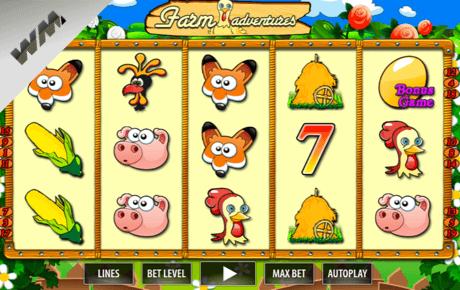 farm adventure slot machine online