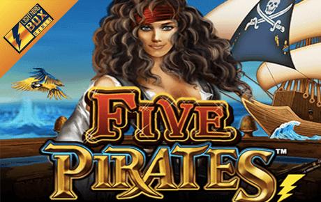 five pirates slot machine online