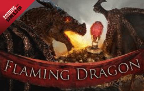 flaming dragon slot machine online