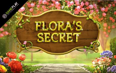 flora's secret slot machine online