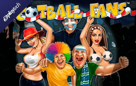football fans slot machine online