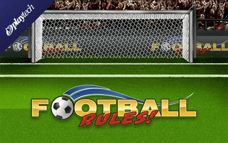 football rules slot machine online