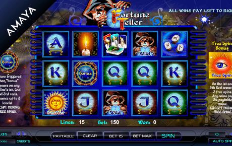 Fortune Teller Slot Machine ᗎ Play Online in Amaya (Chartwell) Casinos