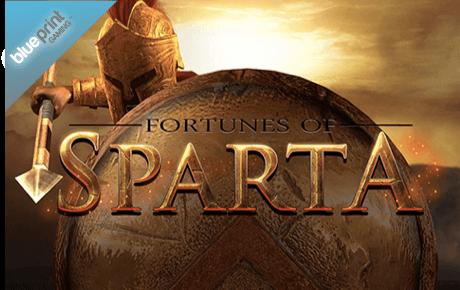 fortunes of sparta slot machine online