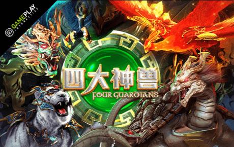 Four Guardians slot machine