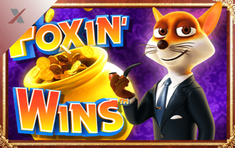 Foxin' Wins slot machine