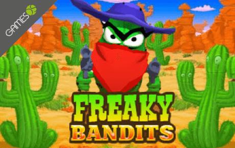 freaky bandits slot machine online