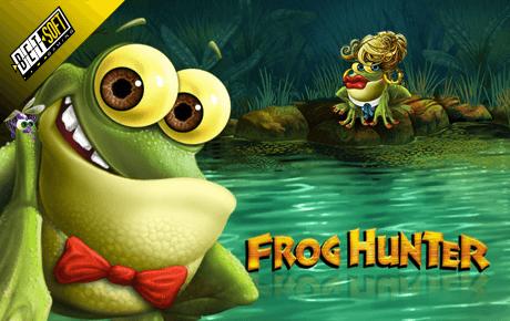 frog hunter slot machine online